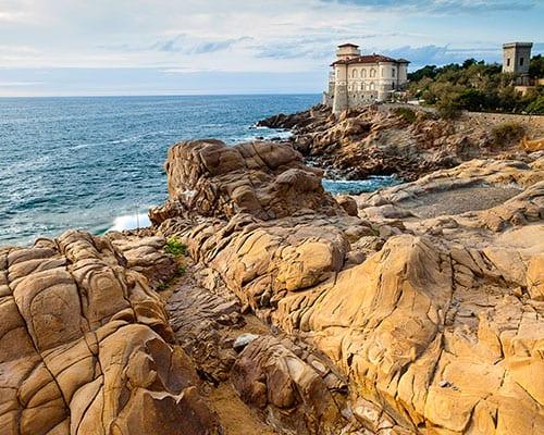 Den Etruskiske kyst