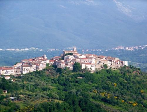 Fornelli er en af de smukke landsbyer