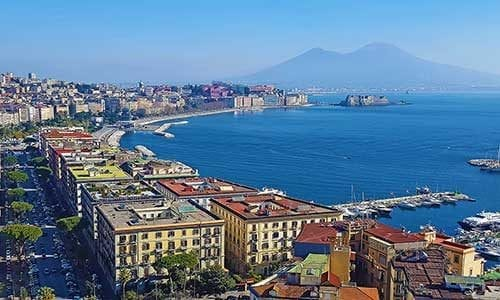 Ferie i Napoli