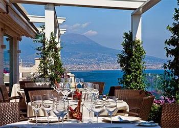 Grand Hotel Vesuvio i Napoli