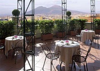 Starhotels Terminus i Napoli