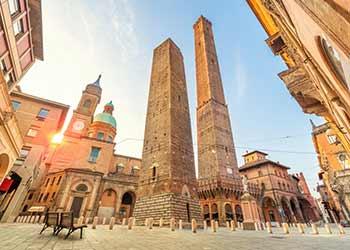 Bologna 2 tårne