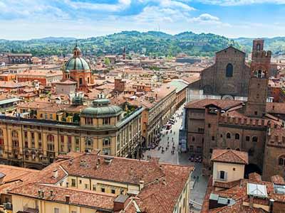 Museer i Bologna