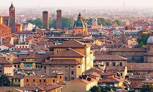 Ferie i Bologna