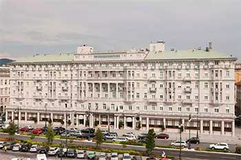 Savoia Excelsior Palace Trieste