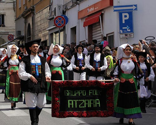 Ferie Atzara Sardinien