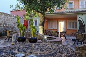 Hotel Arcupintau Sardinien