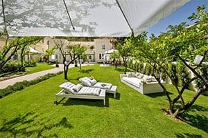 Hotel Villa Fanny Sardinien