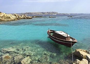 Spargi Sardinien
