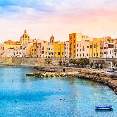 Trapani - Sicilien