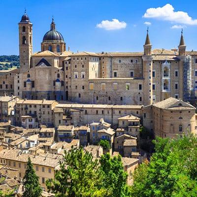 Urbino i Marche