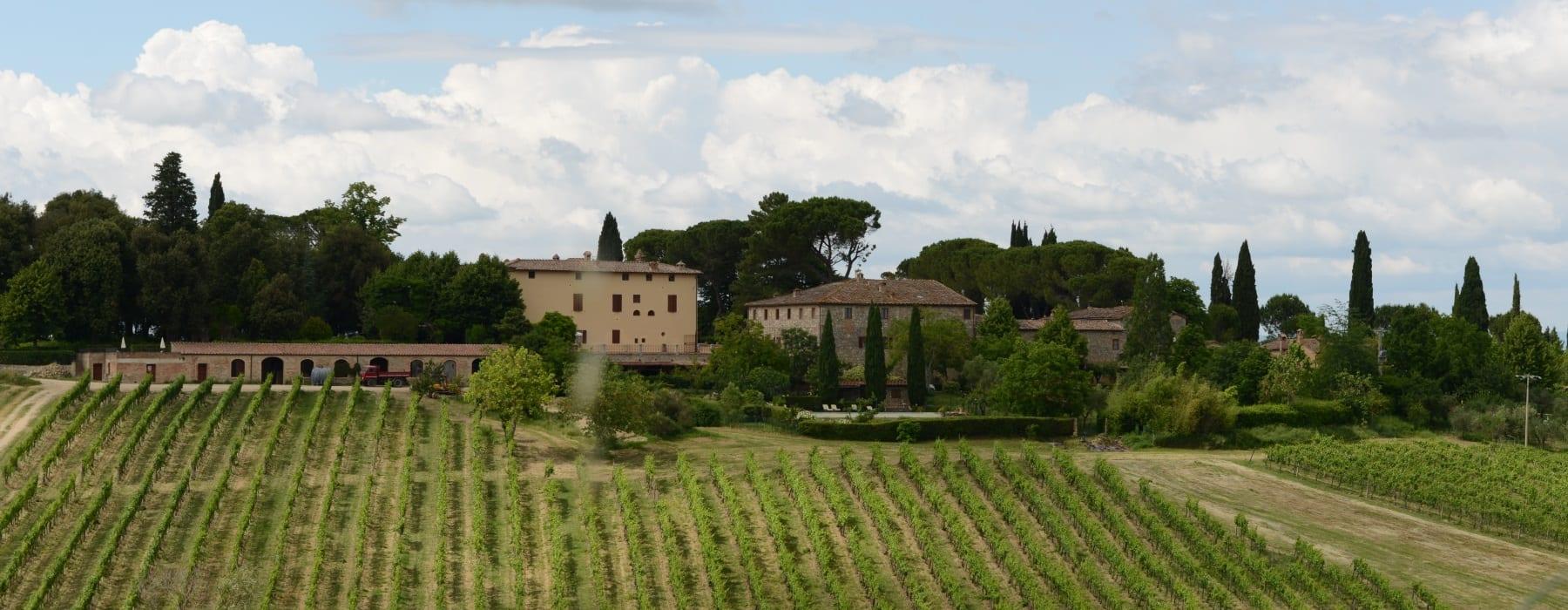 Agriturismo ferie i Italien