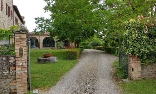 Agriturismo i Toscana