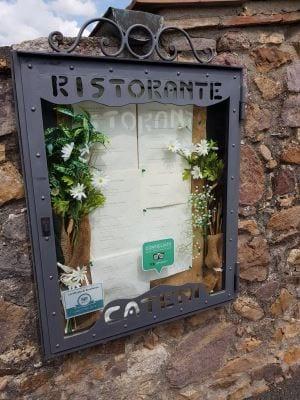 Restaurant i Toscana - Cateni i Orgia 3