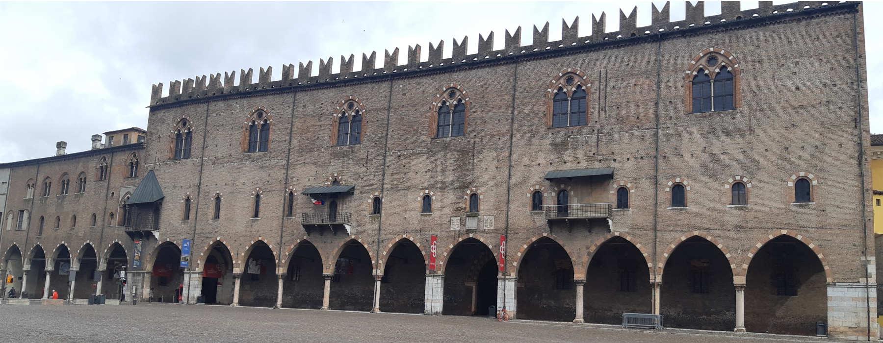 Crema, Cremona og Mantova i Lombardiet