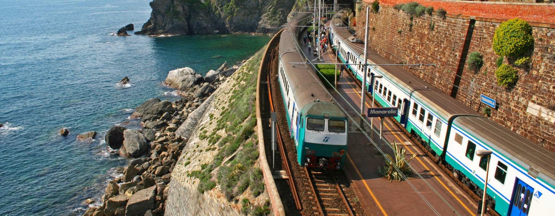 Rejs med det offentlige i Italien