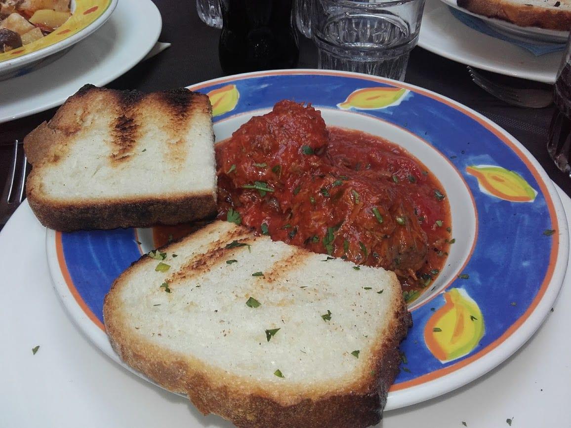 Frokost i Bari