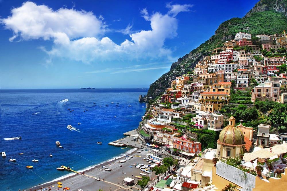 Amalfi - Positano