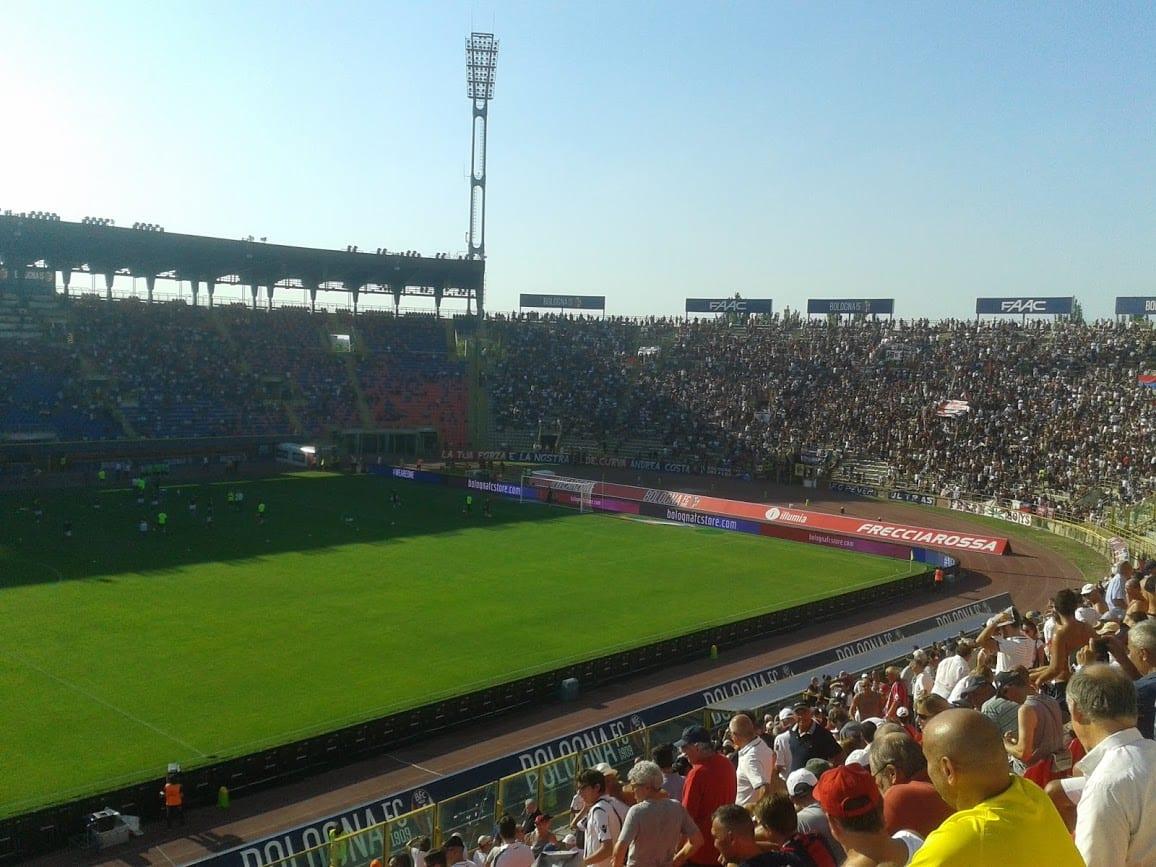 Stadio Dall'Ara Bologna 1